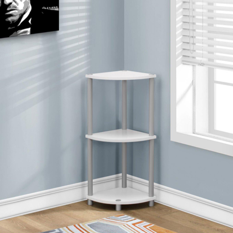 Latitude Run Aribeth 3 Legs End Table With Storage Wayfair