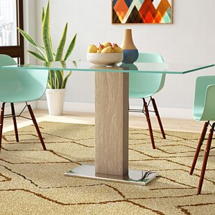 Vioria Dining Table by Brayden Studio Cheap