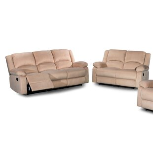 Low priced Ojas 2 Reclining Piece Living Room Set by Red Barrel Studio Reviews (2019) & Buyer's Guide