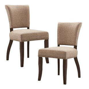 Alasan Upholstered Dining Chair (Set of 2) by Darby Home Co