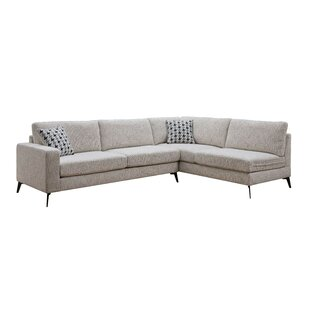 Bewdley Sectional by Brayden Studio Modern