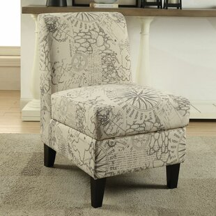 Breton Slipper Chair by Red Barrel Studio