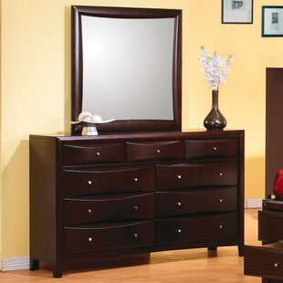 Wexford 9 Drawer Dresser by Wade Logan Best Choices