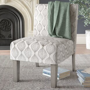 Best Jemima Slipper Chair By Andover Mills