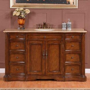 Find for Vandewa 60 Sink Cabinet Bathroom Vanity Set ByAstoria Grand