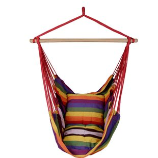Harriette Distinctive Cotton Canvas Chair Hammock