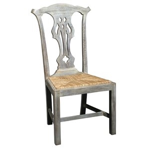 English Country Solid Wood Dining Chair (Set of 2) by Furniture Classics LTD