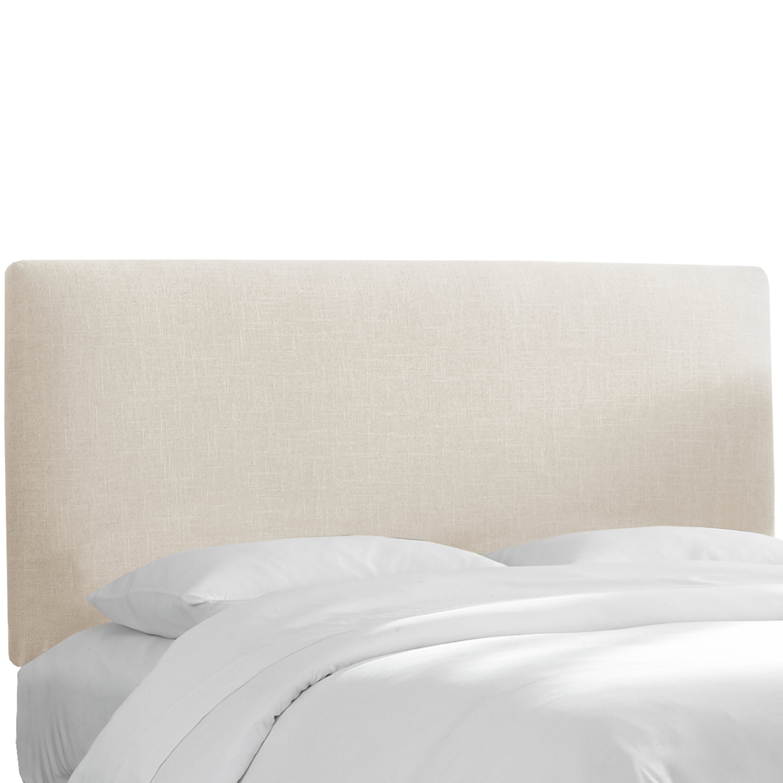 Mistana Florus Slipcover Upholstered Panel Headboard Reviews Wayfair