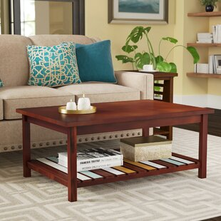 Inexpensive Durso Coffee Table by Charlton Home Reviews (2019) & Buyer's Guide