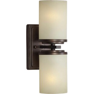 Melbourne 2 Light Wall Sconce