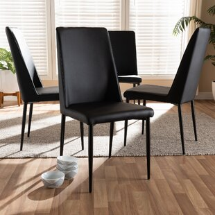 Schutzer Upholstered Dining Chair (Set of 4)