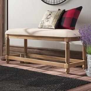 Armino Wood Bench