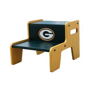 NFL Step Stool by Fan Creations