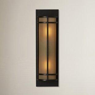 Shopping for Oppenheimer 2-Light Flush Wall Sconce By Brayden Studio