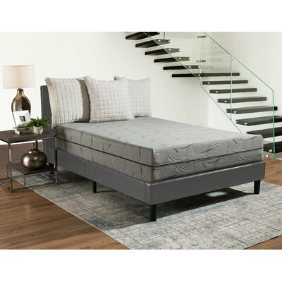 12 Quot Thick Memory Foam Foam And Latex Mattresses You Ll