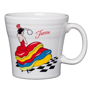 Dancing Lady Coffee Mug