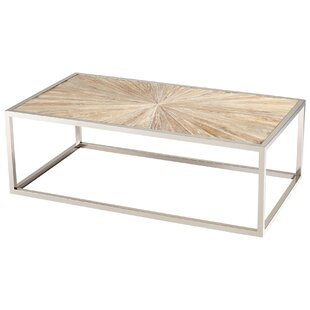 Reviews Aspen Coffee Table by Cyan Design
