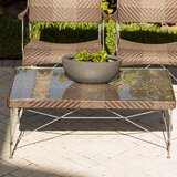 Zen Outdoor Glass Coffee Table