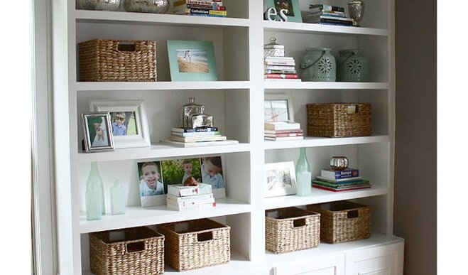 5 Living Room Organization Tips | Wayfair