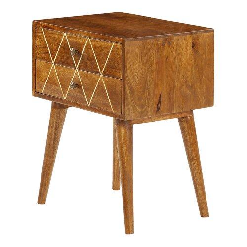 Nachttisch Drumfin ScanMod Design   Schlafzimmer > Nachttische   Holz   ScanMod Design