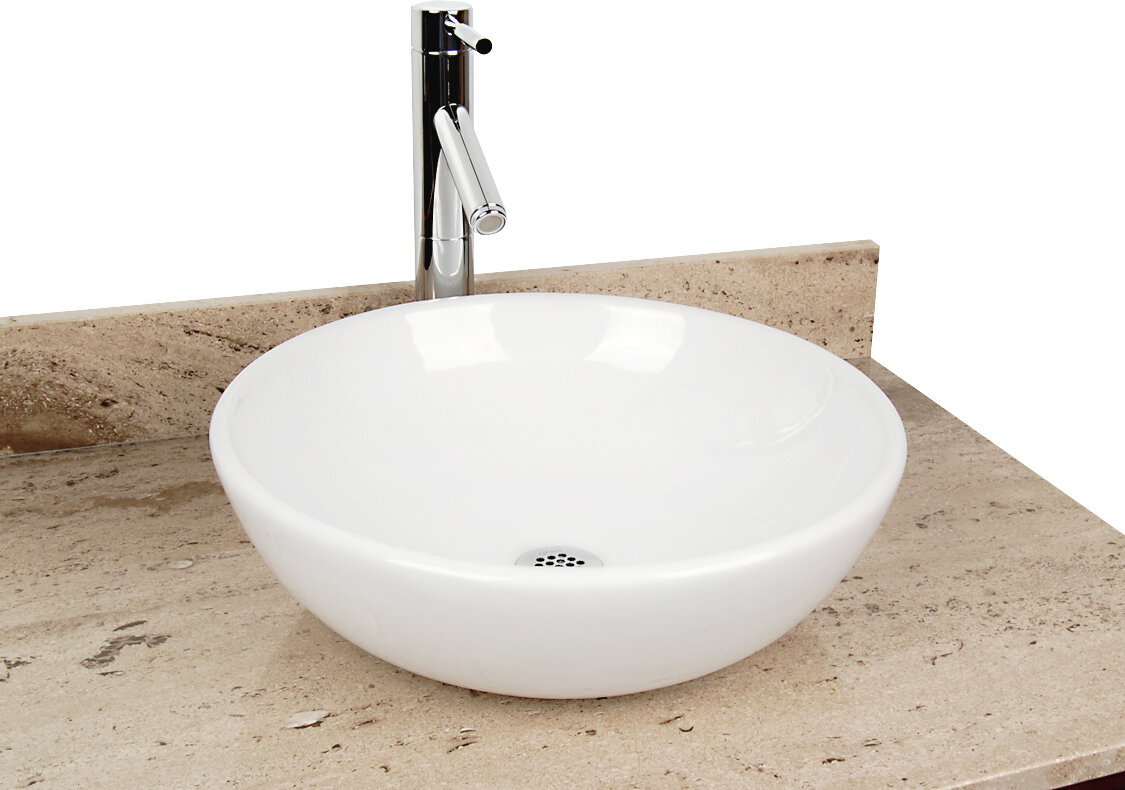 19 Inch Bathroom Sinks You Ll Love In 2021 Wayfair