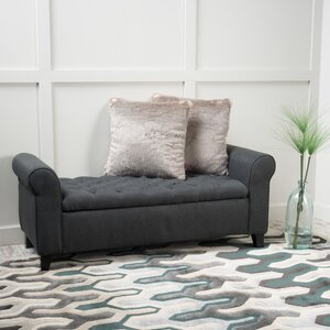Havelock Upholstered Storage Bench