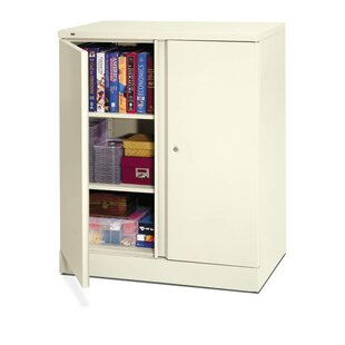 Basyx 2 Door Storage Cabinet