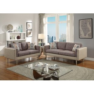 Review Benson 2 Piece Living Room Set By Ivy Bronx