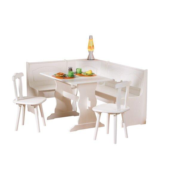 Brilliant Corner Dining Bench Set Wayfair Co Uk Andrewgaddart Wooden Chair Designs For Living Room Andrewgaddartcom