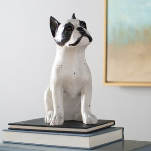 Adelhard Decorative French Bulldog Statue