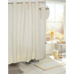 EZ-ON® PEVA Single Shower Curtain