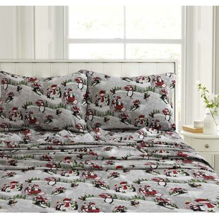 Nunn Flannel Sheet Set