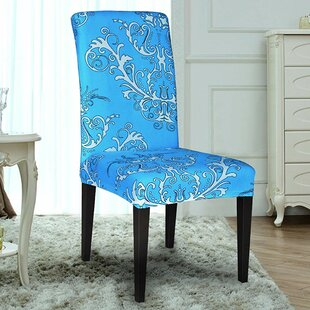 Superieur Teal Chair Slipcover | Wayfair