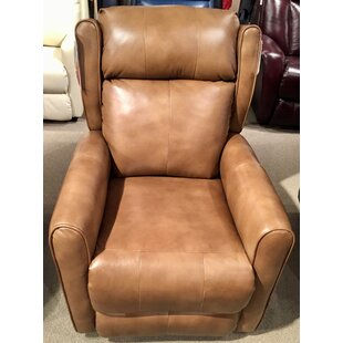 Royal Leather Manual Recliner