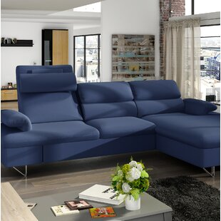 Best Reviews Klar Sleeper Sectional By Orren Ellis