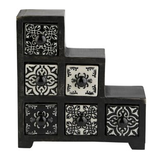 new style 7bd83 5431d Tabletop Apothecary Chest | Wayfair