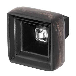 Hidden Treasure Square Knob by Wisdom Stone