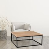 Dogus Frame Coffee Table by Latitude Run®