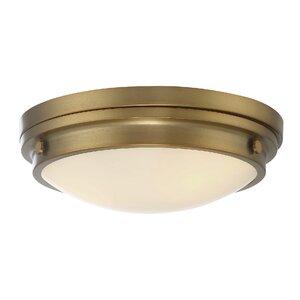 Modern Brass Flush Mount Lighting