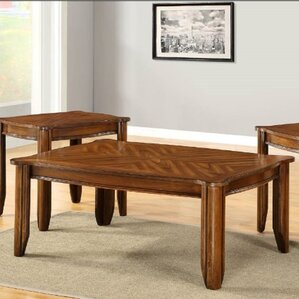 Burleson Rectangular Coffee Table by Simmons Casegoods by Alcott Hill