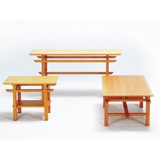 Lotus Coffee Table Set by Greenington