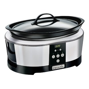 6 Qt. Smart Slow Cooker with WeMo™