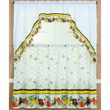 Fruit Valances & Kitchen Curtains | Wayfair