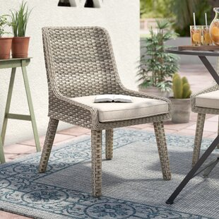 Ricardo Dining Side Chair with Cushion (Set of 2)