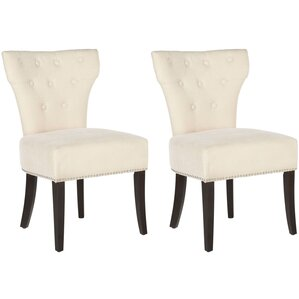 Scarlett Side Chair (Set of 2) by Safavieh