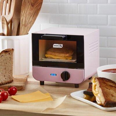 DASH Dash Mini Toaster Oven  Finish: Pink
