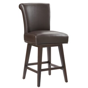 Ricka 26 Swivel Bar Stool Alcott Hill