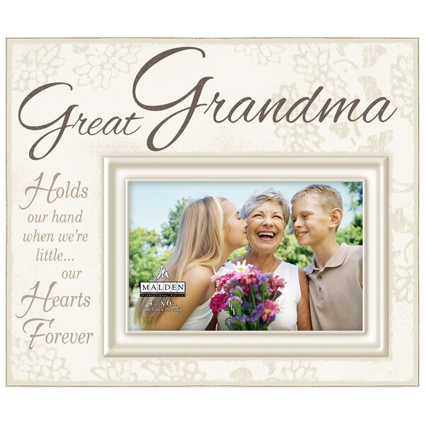 Great Grandma Picture Frames | Wayfair