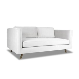 Shop Mukatiwala Plush Deep Sofa by Latitude Run