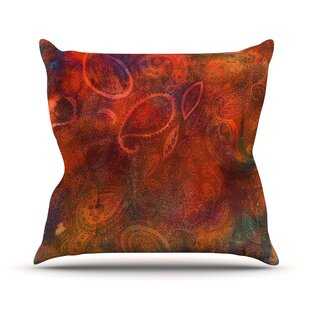 Navy Tie Dye Pillow Wayfair